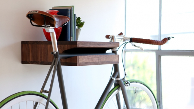 Clever bike storage ideas in your home