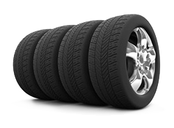 car tire storage - storage for winter tires and summer tires
